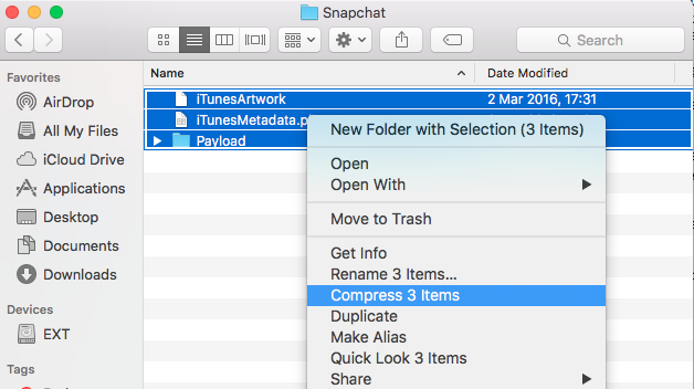 GUIDE] Sideload Snapchat, Instagram, WhatsApp and YouTube tweaks on